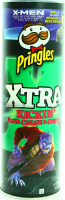 Чіпси Pringles Xtra сметана-цибуля 150г х18