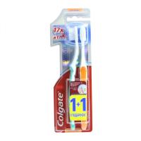 Зубна щітка Colgate шовкові нитки 1+1 soft х6