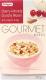 Мюслі Bruggen Gourmet Йогурт, мигдаль та вишня 375г