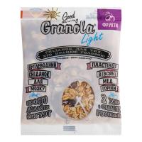 Сніданок сухий Granola Light запечений з сухофруктами 55г