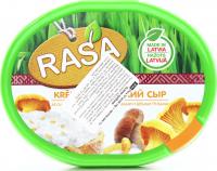 Сир Rasa м`який з лисичками і білими грибами 180г х12