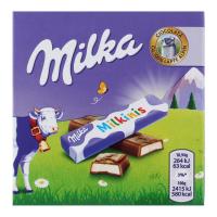 Шоколад Milka Milkinis 43.75г
