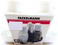 Набір Fackelmann сільничка+перечниця Art.47310