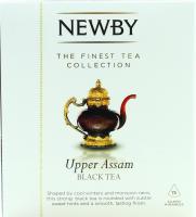 Чай Newby Upper Assam чорний байховий 15пак 37,5г х4