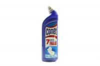 """Гель для чищення унітазів Comet 7 Днів Чистоти """"Океан"""", 750 мл"""