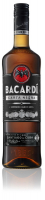 Ром Bacardi Carta Negra 40% 0,7л +2 шота