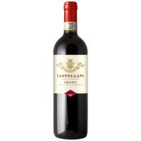 Вино Castellani Chianti червоне сухе 0.75л