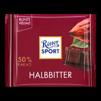 Шоколад Ritter Sport Dark Chocolate 100г