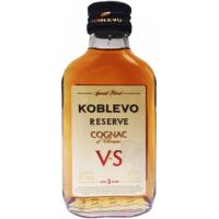 Коньяк Koblevo Reserve VS 40% 0,1л х20