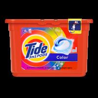 Засіб для прання Tide 3in1 Pods Color в капсулах 15*24,8г