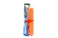 Зубна щітка Aquafresh Tooth&Tongue soft + футляр х6