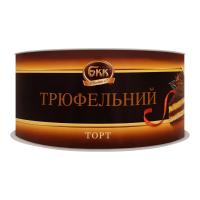 Торт БКК Трюфельний 0,45кг