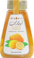 Мед Медодар з соком лимона 250г