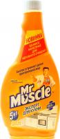 """Засіб чистячий для кухні Johnson Mr.Muscle 5в1 """"Енергія цитруса"""" запаска, 450 мл"""