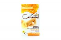 Віск Caramel Effective для депіляції Ванільний 16смужок х6
