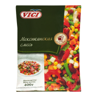 Суміш овочева Vici Мексиканська с/м 400г