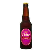 Сидр Cider Royal Яблучний з смородиною 0,33л х6