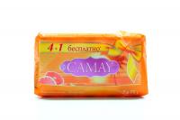 Мило туалетне тверде Camay Thai Dynamique Grapefruit, 5 шт.*75 г