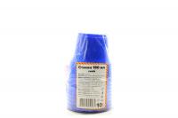 Стакан Туреччина пластиковий синій 180мл 10шт.