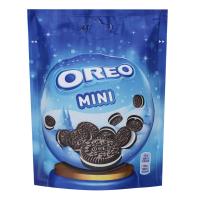 Печиво Oreo Mini з какао і начинкою ваніль 100г х40