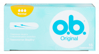 Тампони гігієнічні O.b. Original Normal, 16 шт.
