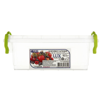Контейнер Ал-Пластик д/харчових продуктів Lux №1 0,5л