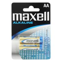 Батарейки Maxell Alkaline AA LR 6-MN1500 2шт х10