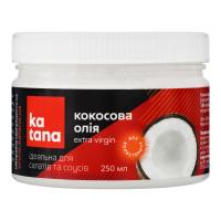 Олія Katana кокосова 250мл х12