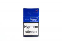 Сигарети West blu compact