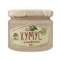 Хумус Інша Їжа з оливками с/б 270г х12