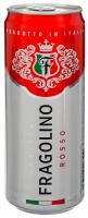Напій на основі вина Letizia Fragolino Rosso 7% 0,33л х24