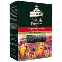 Чай Ahmad Британська Імперія чорний листовий 50г