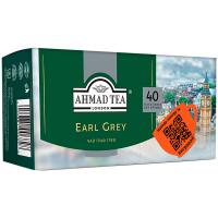 Чай Ahmad Earl Grey 40*2г
