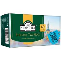 Чай Ahmad English 40*2г