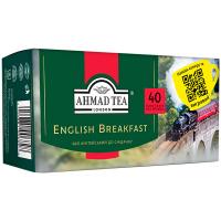 Чай Ahmad English Breafast 40*2г