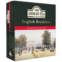 Чай Ahmad English Breakfast ф/п 100*2г