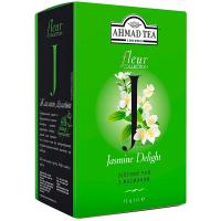 Чай Ahmad Jasmine Green 100г