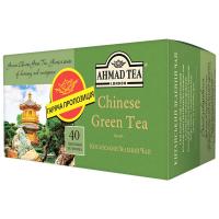 Чай Ahmad Tea Китайський Зелений чай 40пак. без ярл. 72г