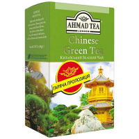 Чай Ahmad зелений китайський 100г