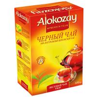 Чай Alokozay чорний листовий 100г