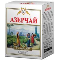 Чай Azercay чорний з чебрецем 100г