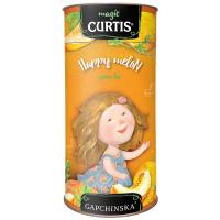Чай Curtis чорний Happy Melon туб. 80г