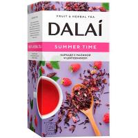 Чай Dalai Summer Time трав яний 50г 25п*2г