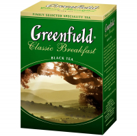 Чай Greenfield Classic Breakfast 100г