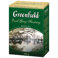 Чай Greenfield Earl Grey Fantasy 200г