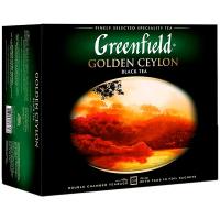Чай Greenfield Golden Ceylon чорний 50*2г