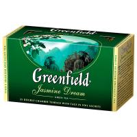 Чай Greenfield Jasmine Dream зелений 25*2г