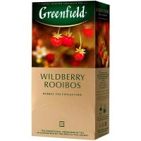 Чай Greenfield Wildberry Rooibos 25пак*1.5г