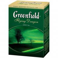 Чай Greenfield зелений Flying Dragon 100г