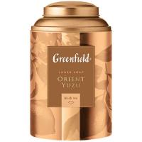 Чай Grennfield Orient Yuzu ж/б 100г